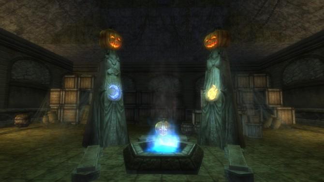 Halloween Shrines